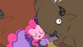 Pinkie Pie 'hoof in mouth disease' S1E21.png