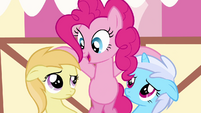 "Pinkie Pie Smile Song ""howdy!"" S2E18"