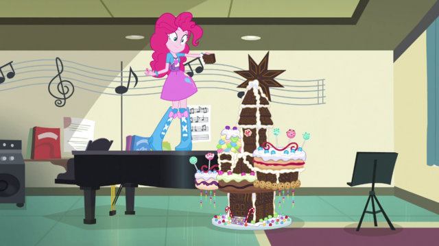 File:Pinkie Pie offering chocolate to her friends EGS1.png