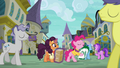 Pinkie Pie starts sign spinning S6E12.png