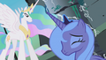 Princess Luna making her choice to Celestia S01E02.png