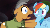 """Quibble """"we could have been done for!"""" S6E13"""