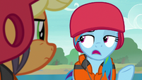 Rainbow Dash -better than pounding nails- S8E9
