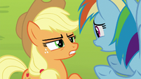 Rainbow Dash -oh, come on!- S8E9
