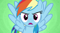 Rainbow Dash ready to storm the office BGES3