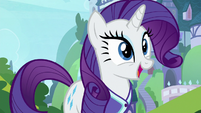 "Rarity ""but I'm ready now!"" S8E17"