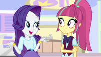 """Rarity """"it'll be the perfect way"""" EGS1"""