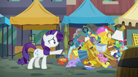 Rarity --all of this...!-- S6E3