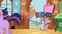 Running with Fluttershy's element S3E13