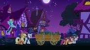 S06E15 Kucyki wracają do domów