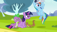 Spike whats that S2E22