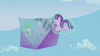 "Starlight mocks Twilight and her friends' ""cutie mark bond"" S5E25"
