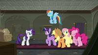Twilight --we can stay true to your vision-- S6E9