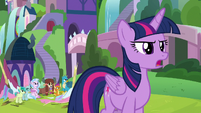 Twilight -my school teaches for all of us- S8E1