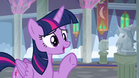 """Twilight Sparkle """"can I count on you?"""" S8E1"""