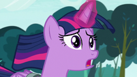 "Twilight Sparkle ""it's been so terrible so far"" S7E3"