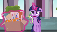 "Twilight Sparkle ""twenty isn't enough"" S9E3"