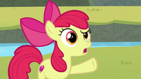 Apple Bloom -how exactly are we gonna visit- S8E6