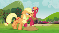 Applejack clean up after yourselves S3E03