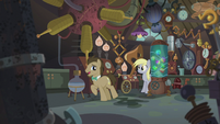 Dr. Hooves -I've been studying science my whole life- S5E9