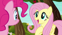 "Fluttershy ""or that we're gonna play Appleloosa"" S6E18"