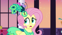 Fluttershy telling a boring story S5E7