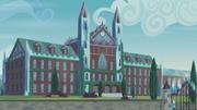 La escuela privada EQG3