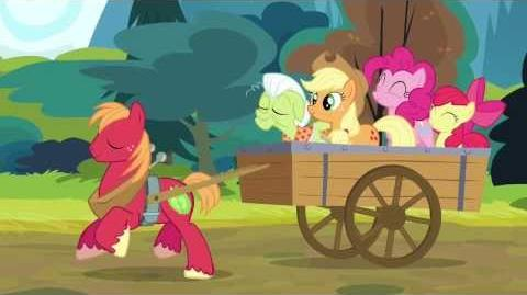 MLP FiM Music Apples to the Core (Reprise) HD