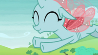 Ocellus smiling cutely S8E1