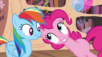 Pinkie Pie -the secret ingredient is- S4E04