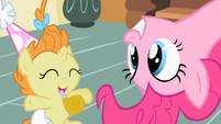 Pinkie Pie you were born S2E13
