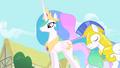 Princess Celestia discovers Fluttersy S1E22.png