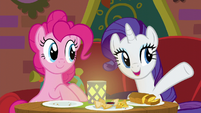 "Rarity ""this is our mission!"" S6E12"