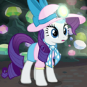 Rarity second spelunking outfit ID S9E19