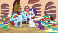 Rarity stop him! S2E21