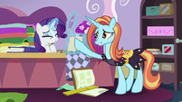 "Sassy Saddles ""you are good"" S7E6"