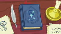 Star Swirl the Bearded's lost journal S7E25