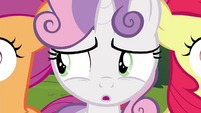 Sweetie -Uh-oh- S4E15