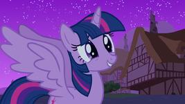 Twilight heartfelt happiness S3E13
