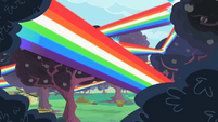 Zap apples shooting rainbows S2E12