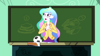"Celestia ""that will be the final interruption"" SS8"