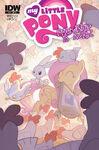 Comic issue 24 cover RI