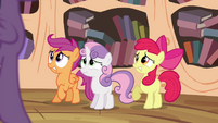 Cutie Mark Crusaders in trouble S4E15
