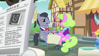 Diamond Cutter -just because of her- S7E14