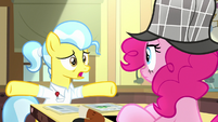 "Dr. Fauna ""perhaps it's a pie pandemic!"" S7E23"