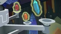 Elements moving towards Princess Celestia 2 S4E2