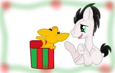 FANMADE Mane Swift's Christmas