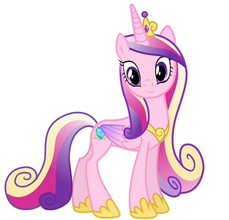 filefanmade princess cadance vector picturepng