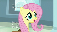 "Fluttershy ""there's also a lot of insight"" S9E21"