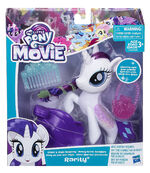 MLP The Movie Glitter & Style Seapony Rarity packaging